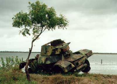 Landmines: Reminders of War in Sri Lanka - May 2002